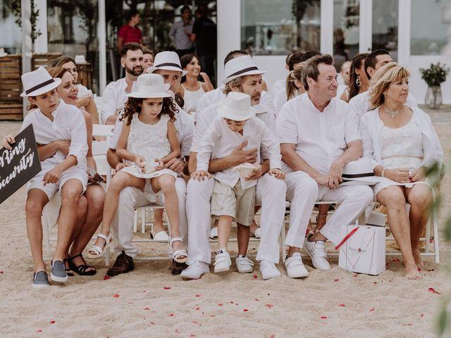 La boda de Walter  y Isa  en Malgrat De Mar, Barcelona 15