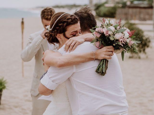 La boda de Walter  y Isa  en Malgrat De Mar, Barcelona 22