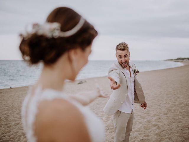 La boda de Walter  y Isa  en Malgrat De Mar, Barcelona 34