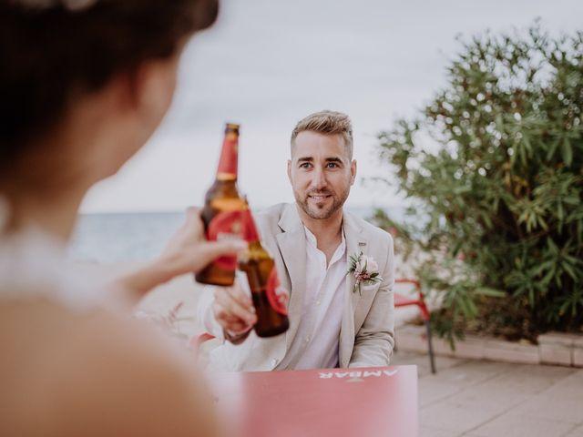La boda de Walter  y Isa  en Malgrat De Mar, Barcelona 35