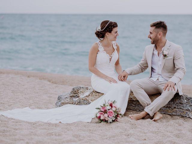 La boda de Walter  y Isa  en Malgrat De Mar, Barcelona 43