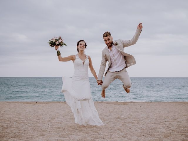 La boda de Walter  y Isa  en Malgrat De Mar, Barcelona 46