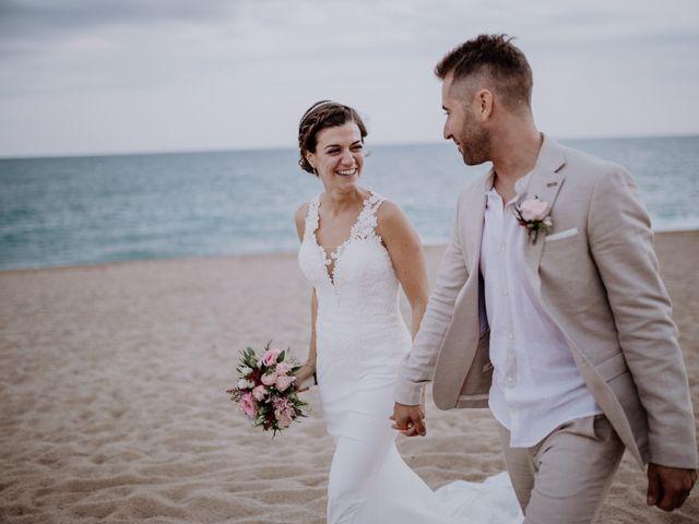 La boda de Walter  y Isa  en Malgrat De Mar, Barcelona 48