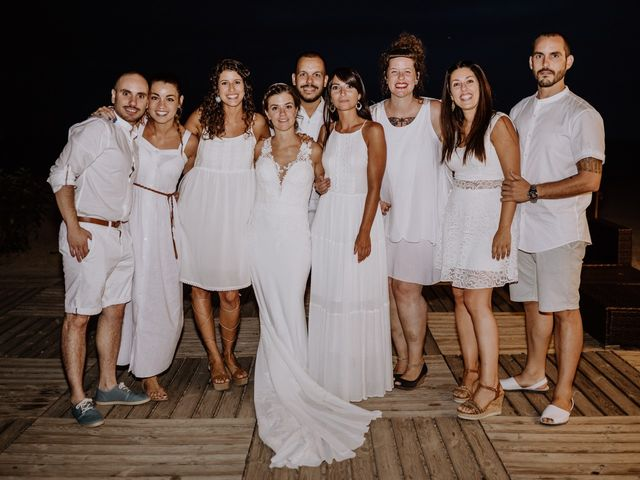 La boda de Walter  y Isa  en Malgrat De Mar, Barcelona 50