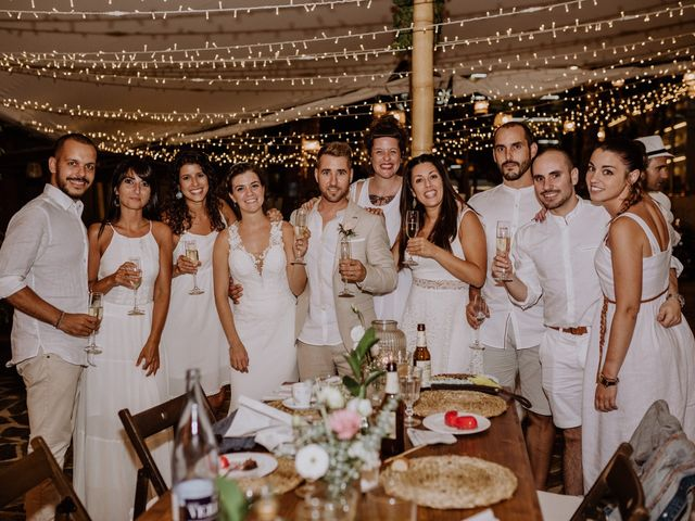 La boda de Walter  y Isa  en Malgrat De Mar, Barcelona 58