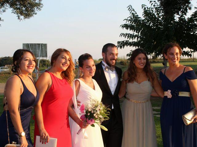 La boda de Javier y Camila  en Estanyol, Girona 5