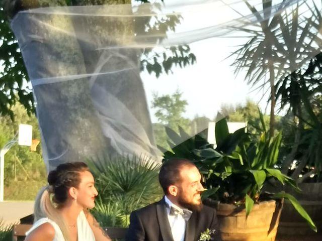 La boda de Javier y Camila  en Estanyol, Girona 2