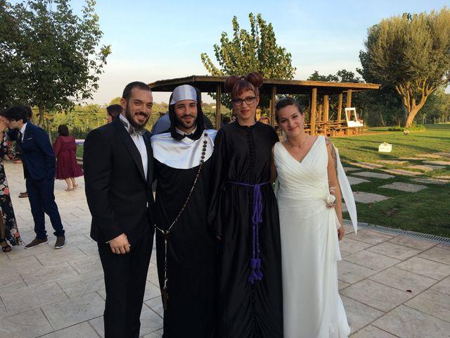 La boda de Javier y Camila  en Estanyol, Girona 7
