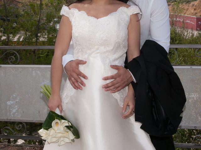 La boda de Fran y Ayira  en Madrid, Madrid 22