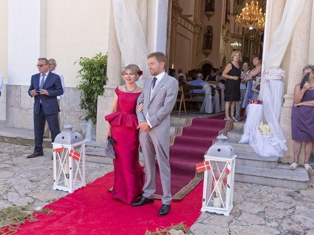 La boda de Damian y Kasia en Adzaneta De Albaida, Valencia 4