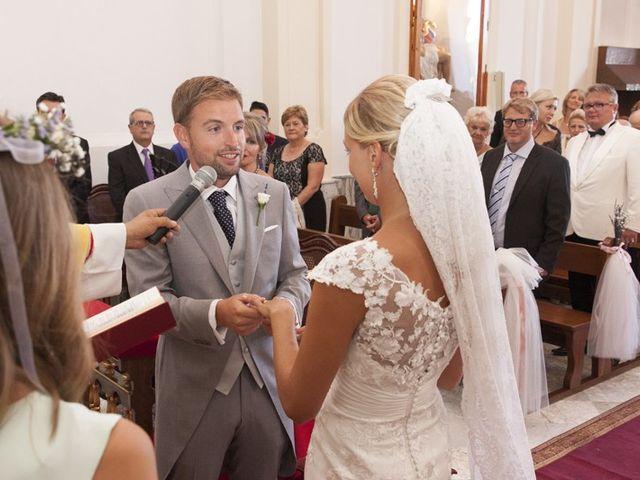 La boda de Damian y Kasia en Adzaneta De Albaida, Valencia 9