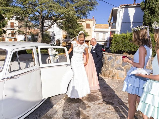 La boda de Damian y Kasia en Adzaneta De Albaida, Valencia 31