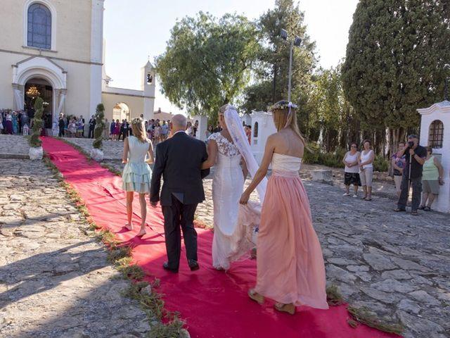 La boda de Damian y Kasia en Adzaneta De Albaida, Valencia 33
