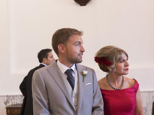 La boda de Damian y Kasia en Adzaneta De Albaida, Valencia 34