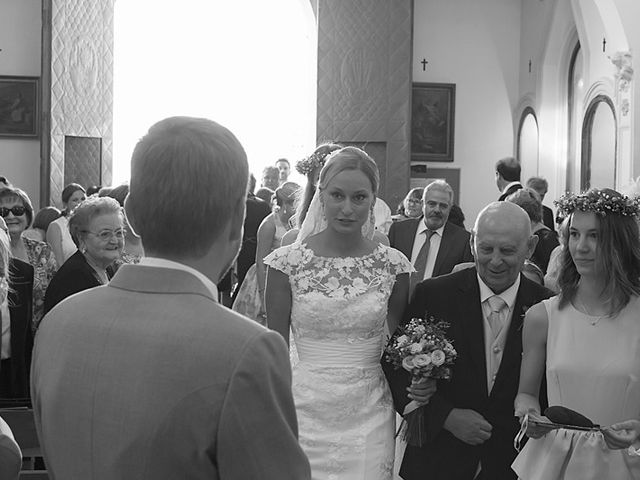 La boda de Damian y Kasia en Adzaneta De Albaida, Valencia 35