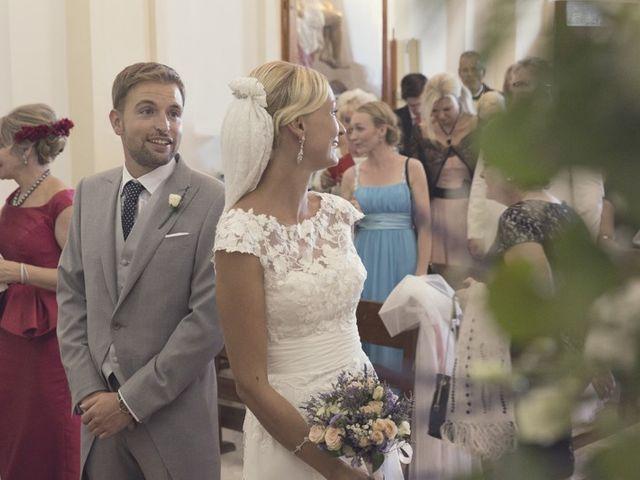 La boda de Damian y Kasia en Adzaneta De Albaida, Valencia 37