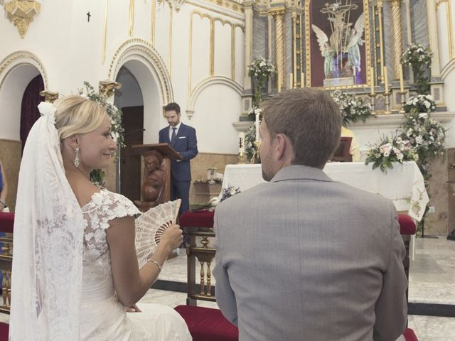 La boda de Damian y Kasia en Adzaneta De Albaida, Valencia 38