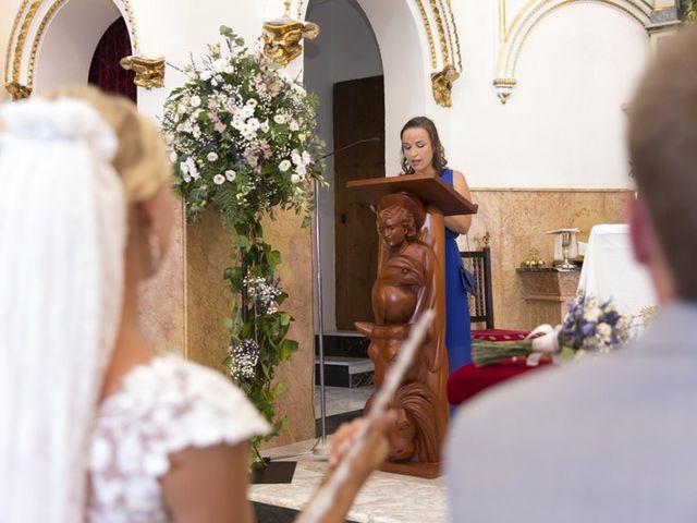 La boda de Damian y Kasia en Adzaneta De Albaida, Valencia 41