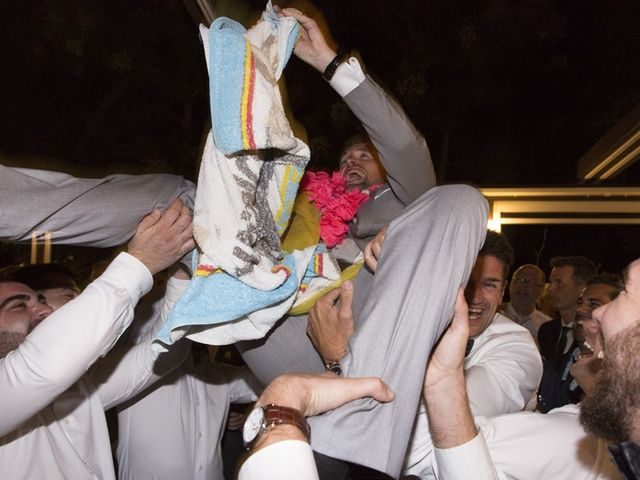 La boda de Damian y Kasia en Adzaneta De Albaida, Valencia 21