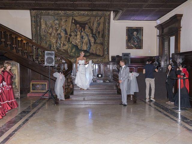 La boda de Damian y Kasia en Adzaneta De Albaida, Valencia 22