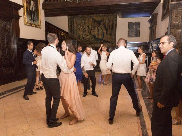 La boda de Damian y Kasia en Adzaneta De Albaida, Valencia 26