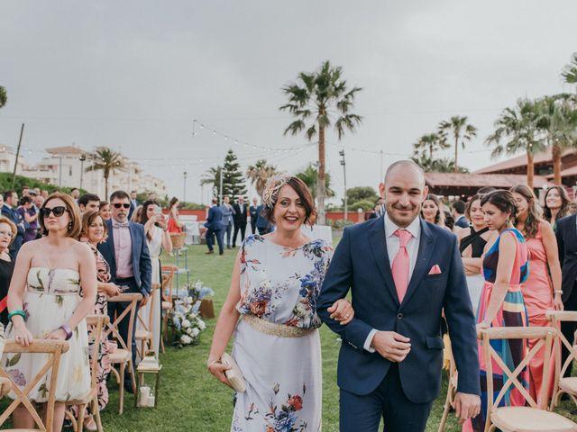 La boda de Chiqui y Andrea en Roquetas De Mar, Almería 41