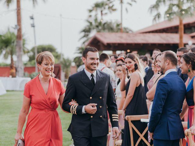 La boda de Chiqui y Andrea en Roquetas De Mar, Almería 45