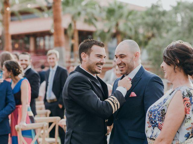 La boda de Chiqui y Andrea en Roquetas De Mar, Almería 46