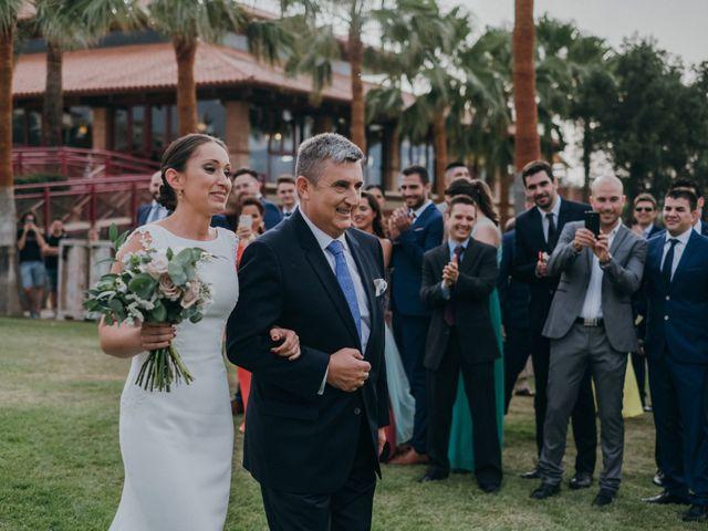La boda de Chiqui y Andrea en Roquetas De Mar, Almería 48