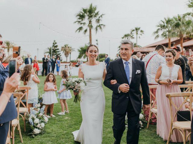 La boda de Chiqui y Andrea en Roquetas De Mar, Almería 49