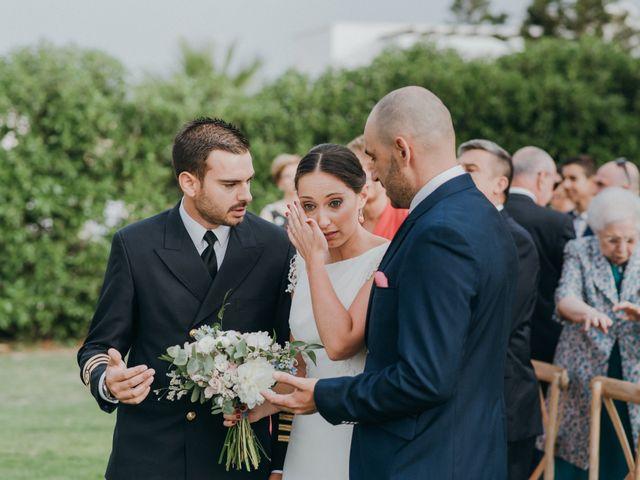 La boda de Chiqui y Andrea en Roquetas De Mar, Almería 52