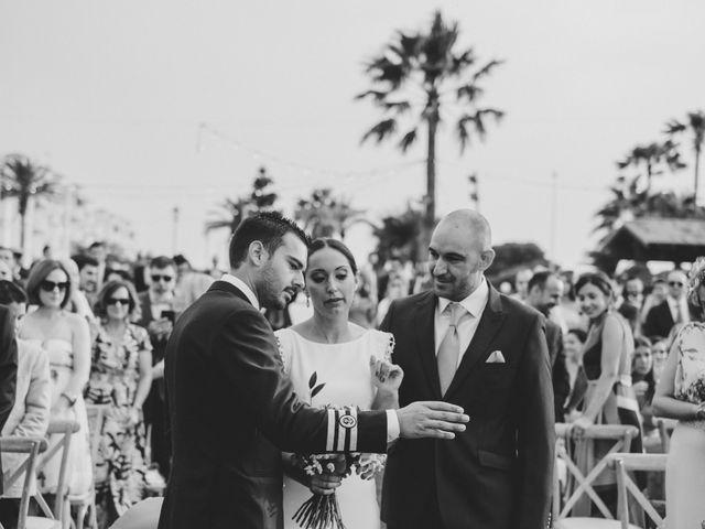 La boda de Chiqui y Andrea en Roquetas De Mar, Almería 53