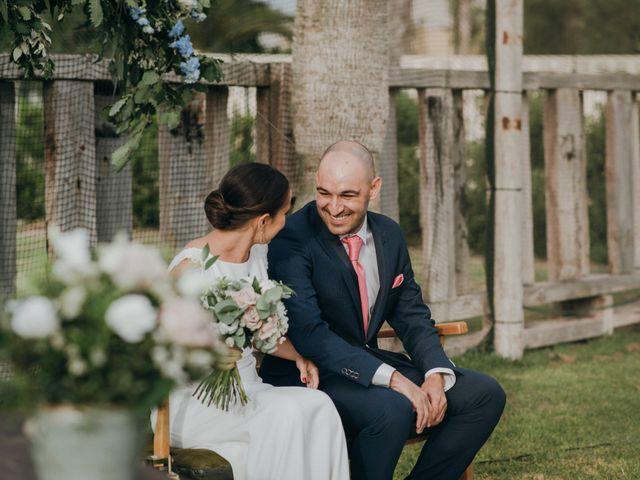 La boda de Chiqui y Andrea en Roquetas De Mar, Almería 54