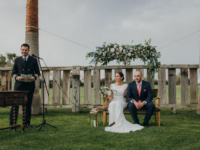 La boda de Chiqui y Andrea en Roquetas De Mar, Almería 55