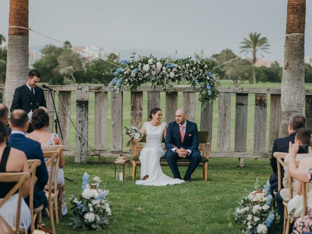 La boda de Chiqui y Andrea en Roquetas De Mar, Almería 57