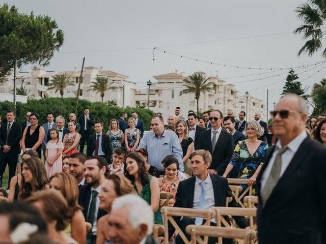 La boda de Chiqui y Andrea en Roquetas De Mar, Almería 58