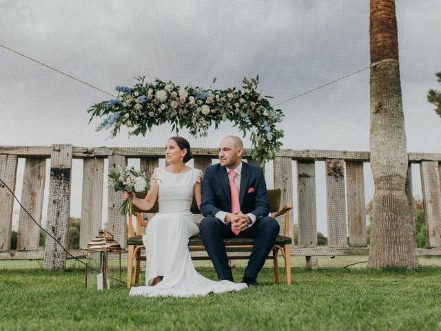 La boda de Chiqui y Andrea en Roquetas De Mar, Almería 60