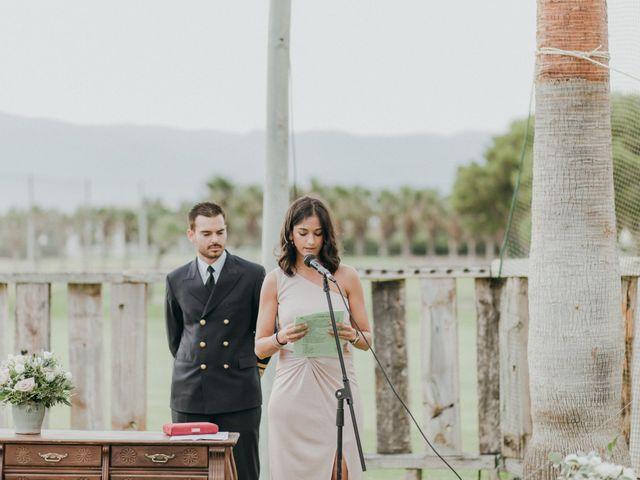 La boda de Chiqui y Andrea en Roquetas De Mar, Almería 61