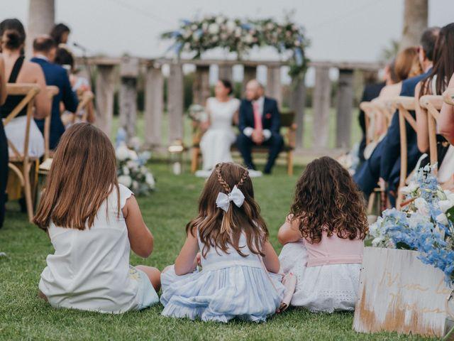 La boda de Chiqui y Andrea en Roquetas De Mar, Almería 62