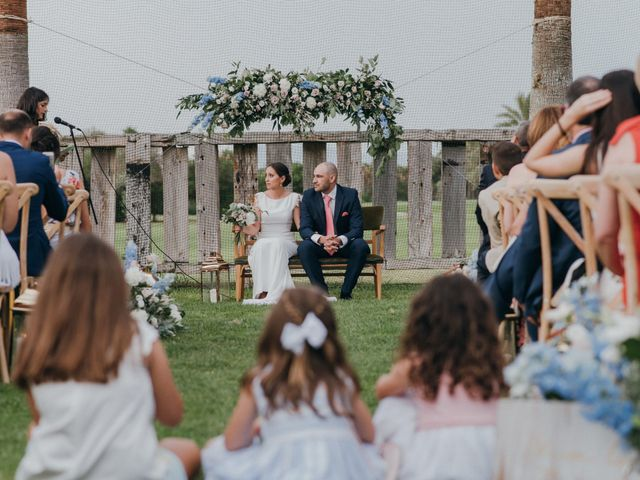 La boda de Chiqui y Andrea en Roquetas De Mar, Almería 63