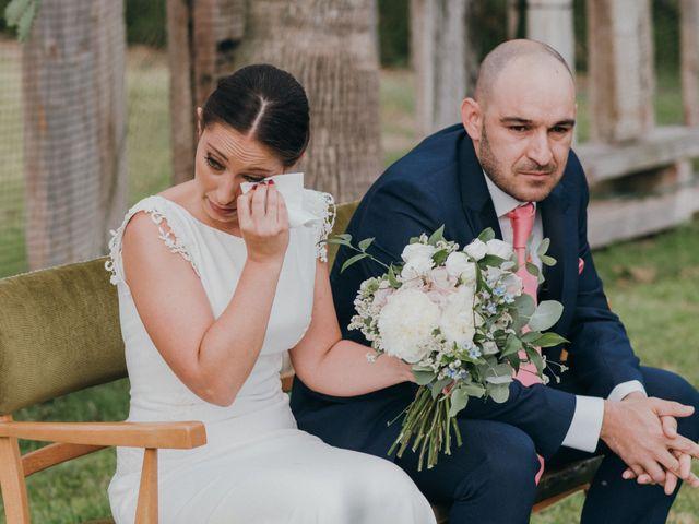 La boda de Chiqui y Andrea en Roquetas De Mar, Almería 67
