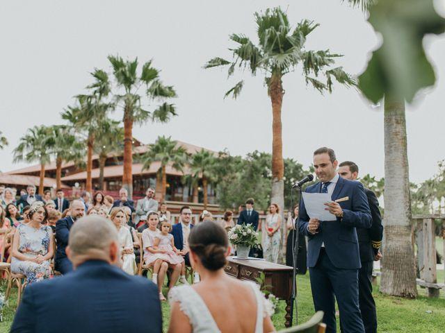 La boda de Chiqui y Andrea en Roquetas De Mar, Almería 69