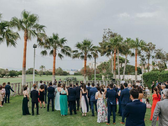 La boda de Chiqui y Andrea en Roquetas De Mar, Almería 70