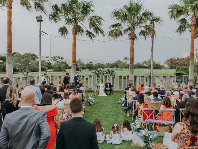 La boda de Chiqui y Andrea en Roquetas De Mar, Almería 71