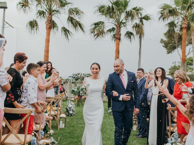 La boda de Chiqui y Andrea en Roquetas De Mar, Almería 78