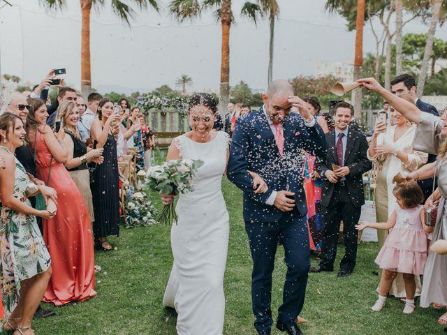 La boda de Chiqui y Andrea en Roquetas De Mar, Almería 79