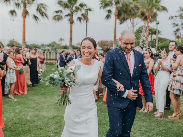 La boda de Chiqui y Andrea en Roquetas De Mar, Almería 82