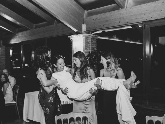 La boda de Chiqui y Andrea en Roquetas De Mar, Almería 93