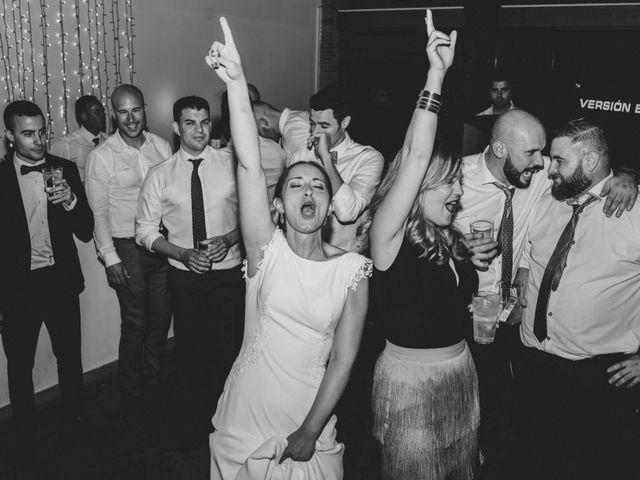 La boda de Chiqui y Andrea en Roquetas De Mar, Almería 97