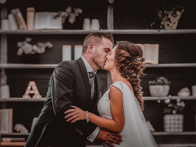 La boda de Maria y Aitor